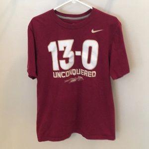 Nike FSU Unconquered Shirt
